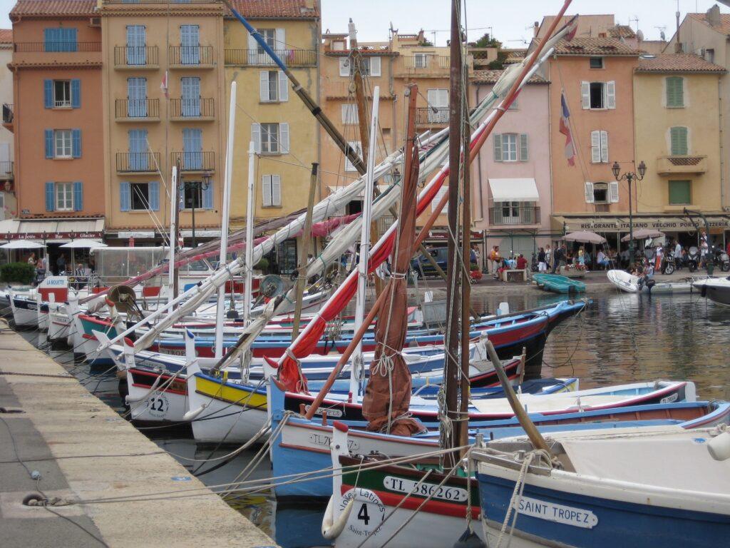 Nice hosszú hétvége - Saint Tropez