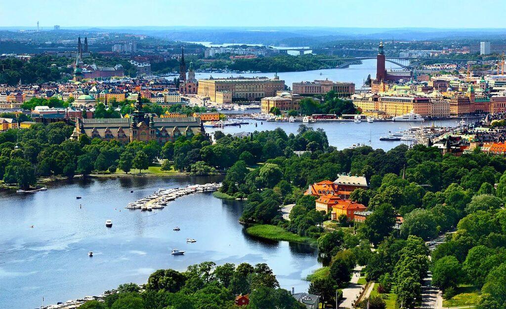 Stockholm: hosszú hétvége tenger