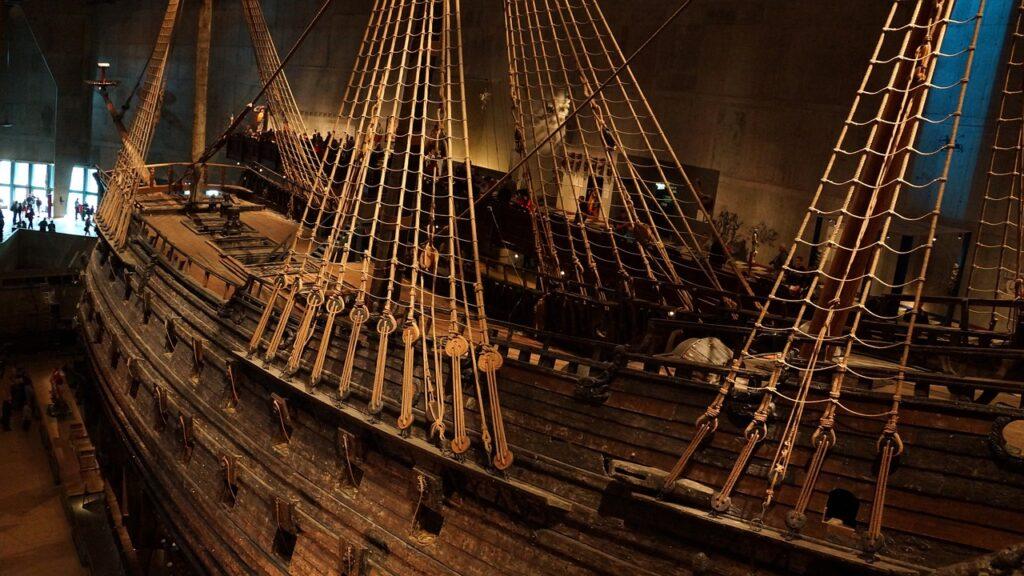Stockholm: hosszú hétvége hajó