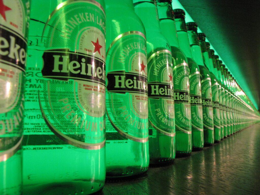 Látnivalók Amszterdam: Heineken múzeum