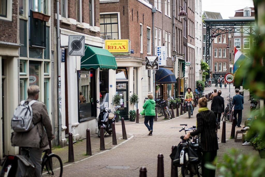 Látnivalók Amszterdam: Coffeshoppok