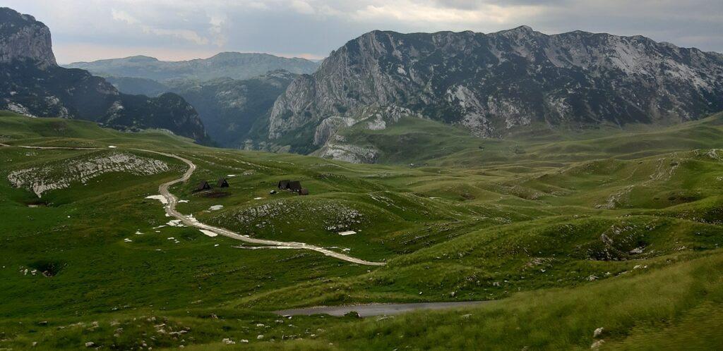Látnivalók Montenegróban - Durmitor Nemzeti Park
