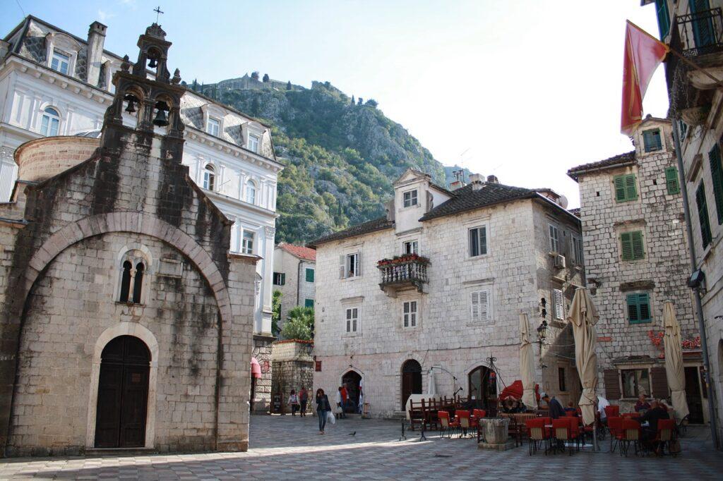 Látnivalók Montenegróban - Kotor
