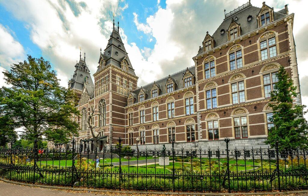 Látnivalók Amszterdam: Rijksmuseum