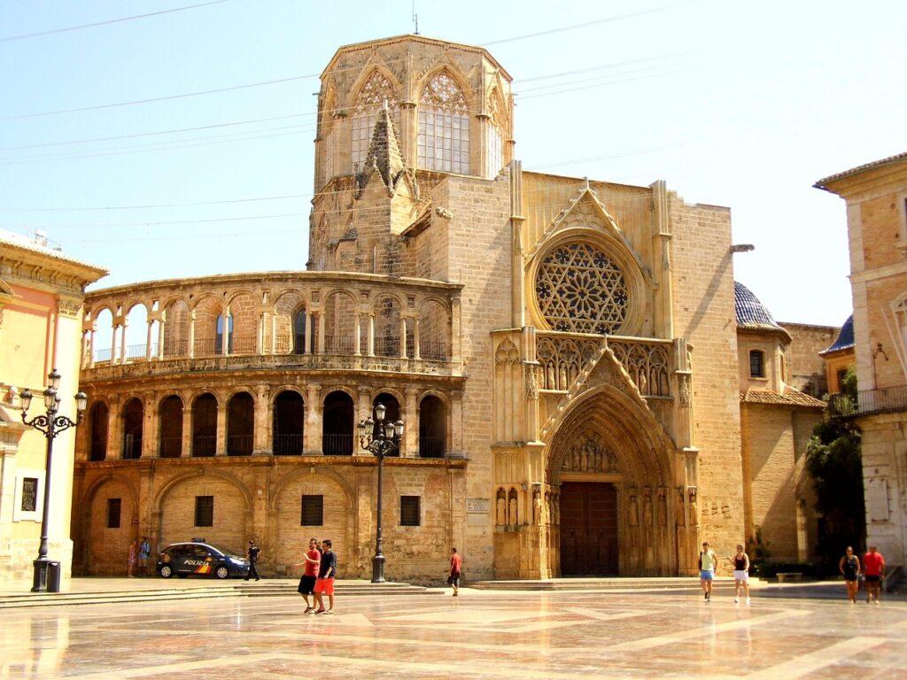Látnivalók Valencia: Catedral de València
