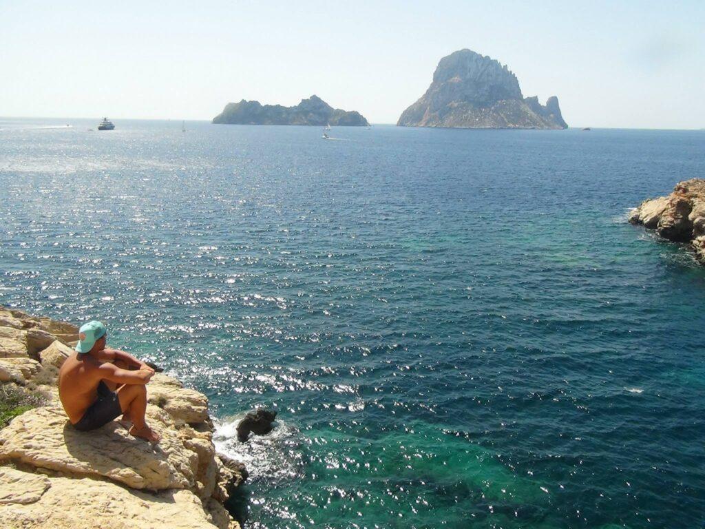 Ibiza látnivalók - Cala D'Hort