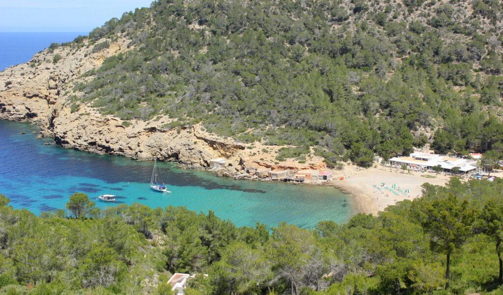 Ibiza látnivalók - Benirrás