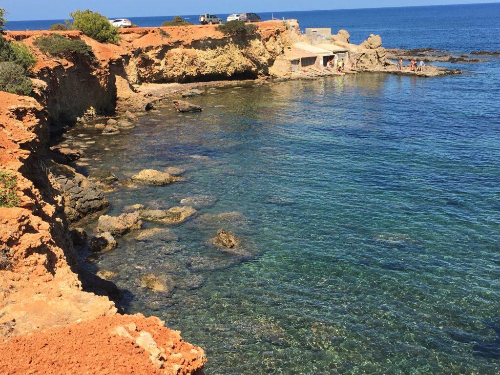 Ibiza látnivalók - Pou des Lleó