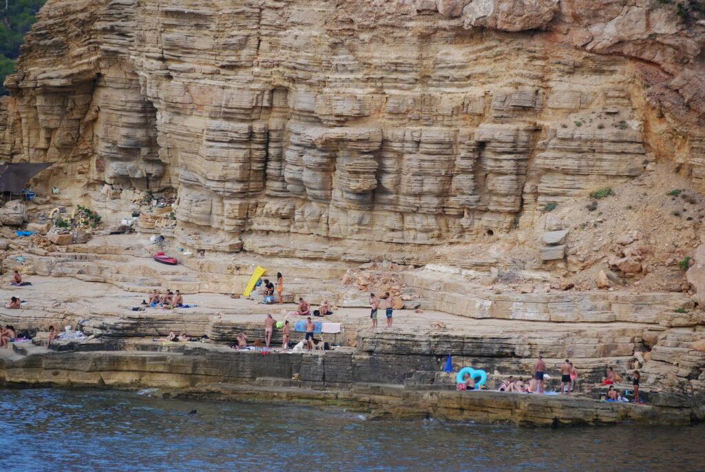 Ibiza látnivalók - Punta Galera