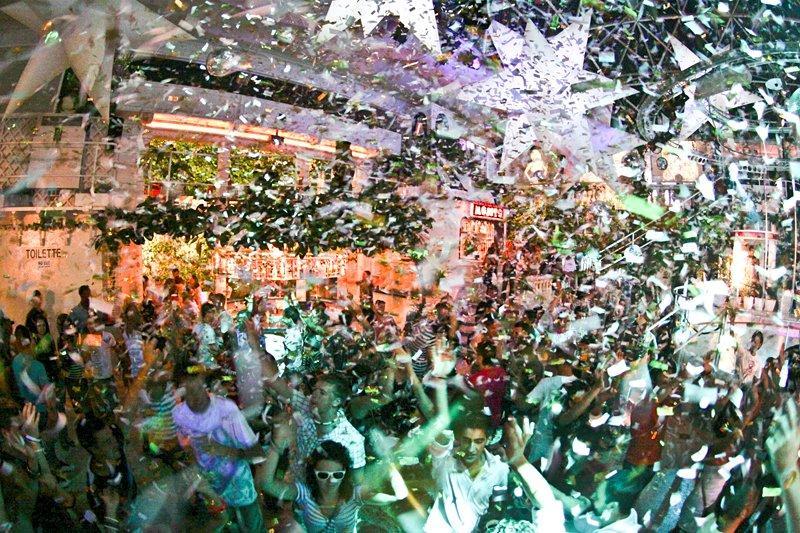 Ibiza látnivalók - Es Paradis Club