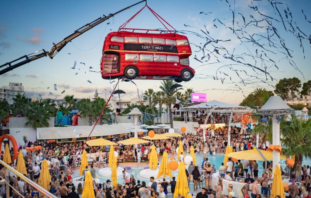 Ibiza látnivalók - O BEACH Club