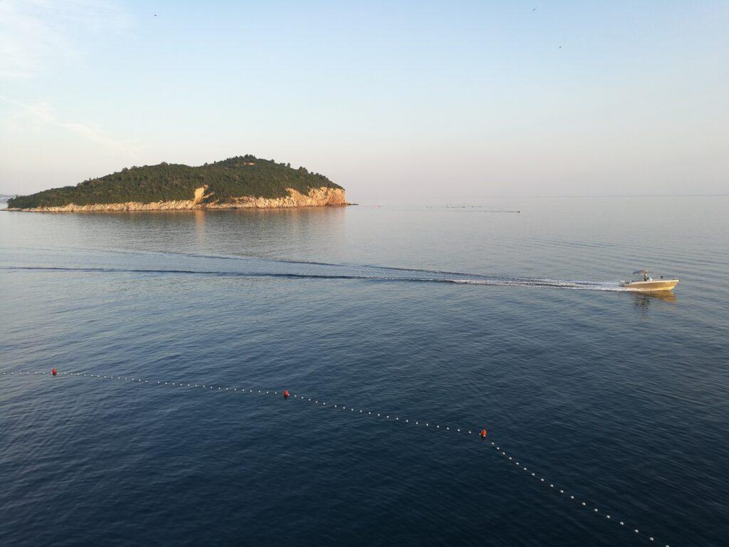 Dubrovnik látnivalók - Lokrum szigete