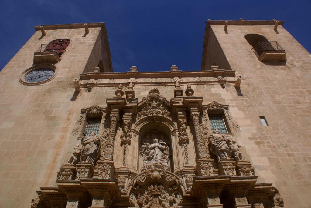 Alicante látnivalók: Basilica de Santa María