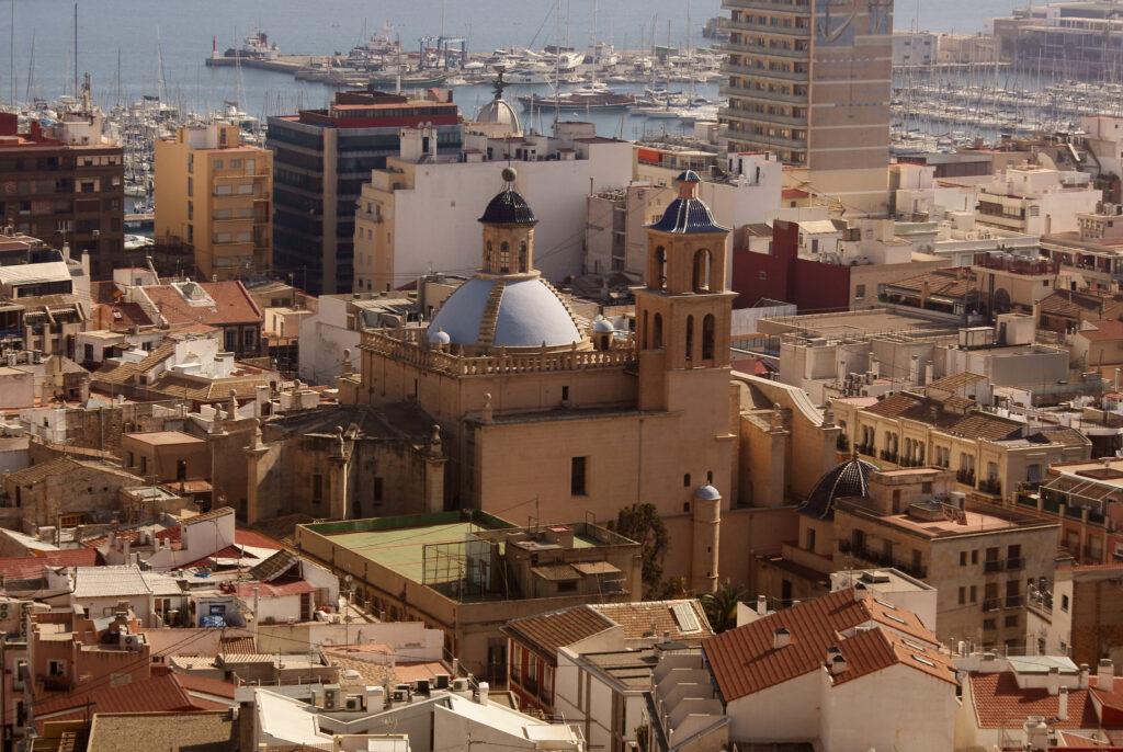 Alicante látnivalók: Concatedral San Nicolás de Bari