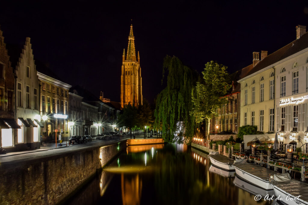 Brugge látnivalók: Onze Lieve Vrouwekerk Miasszonyunk-templom
