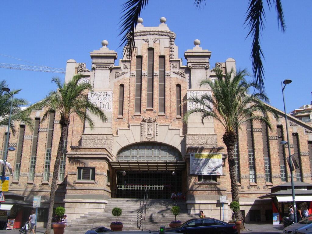 Alicante látnivalók: Mercado Central de Alicante