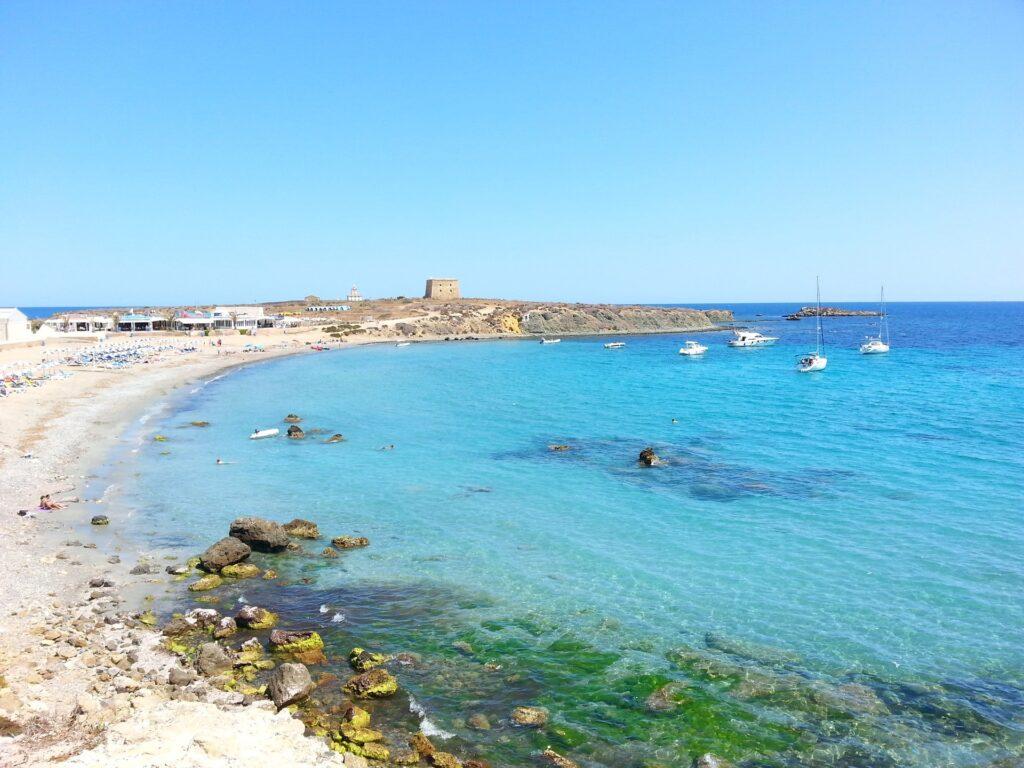 Alicante látnivalók: Tabarca Island