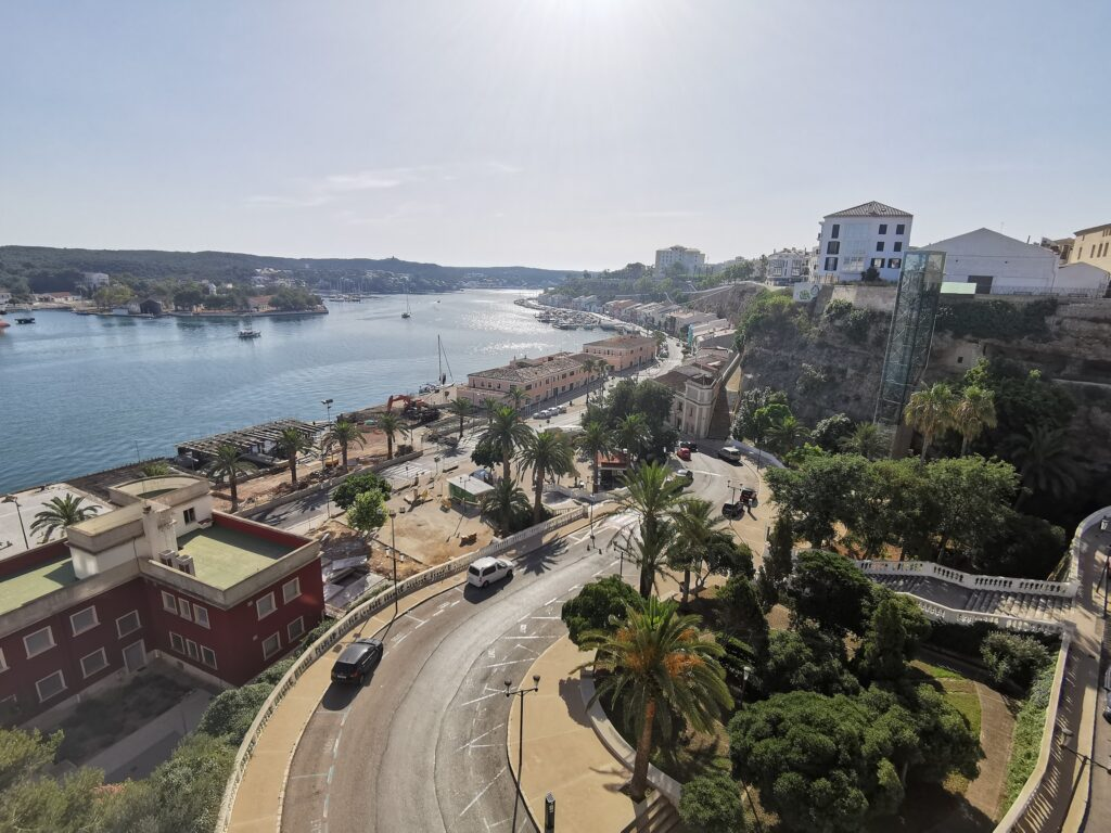 Menorca látnivalók: Mahon