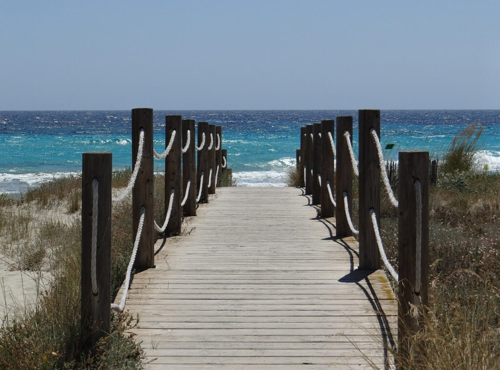 Menorca látnivalók: Son Bou