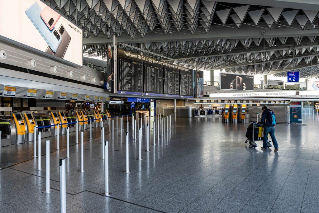 Wizz air járattörlés: repülőtér